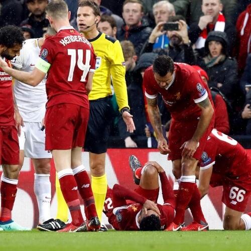 Liverpool's Alex Oxlade-Chamberlain