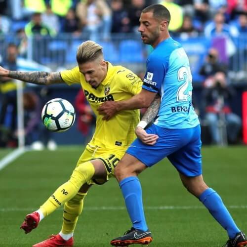 Malaga vs Villareal