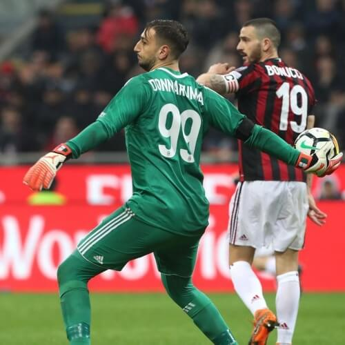 Milan-Napoli scoreless draw
