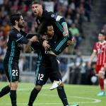 Real Madrid 1st Leg