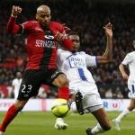Troyes versus Guingamp