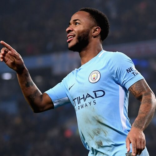 Player Feature Raheem Sterling