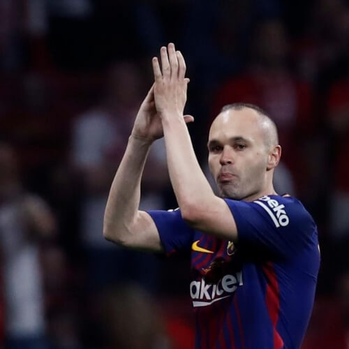 Player Feature Andres Iniesta