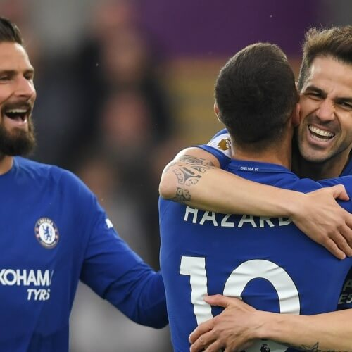 Chelsea top four hopes