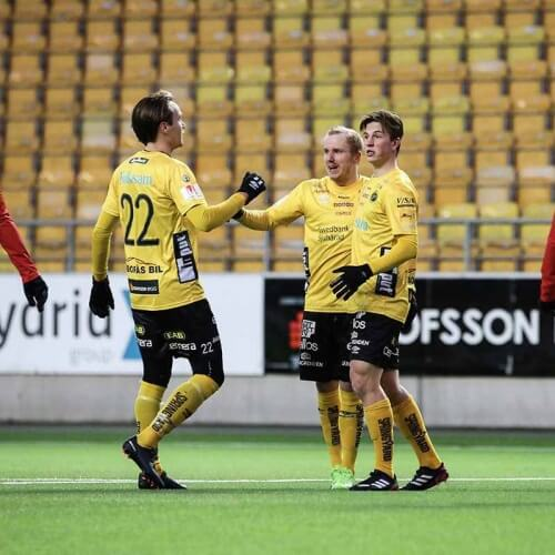Elfsborg in big trouble