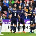 Everton-Huddersfield match