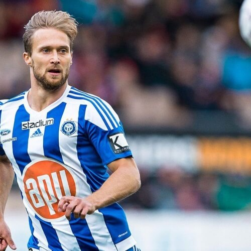 Exceptional season for HJK