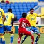 Getafe -Las Palmas face-off