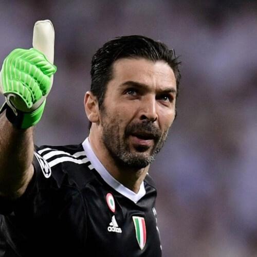 Player Feature Gianluigi Buffon