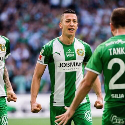 Hammarby tops Allsvenskan