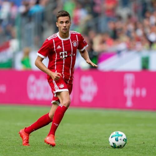 Milos Pantovic leaves Bayern