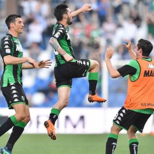 Sassuolo-Sampdoria 1-0