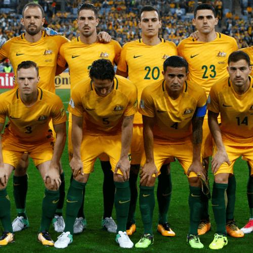 Australia in World Cup