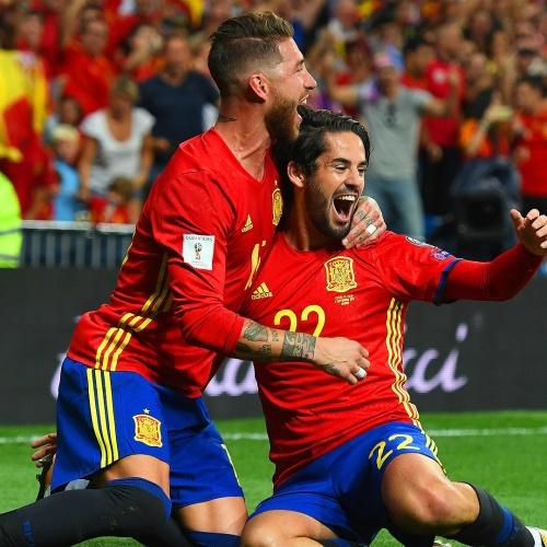 Furia Española's joyous moment