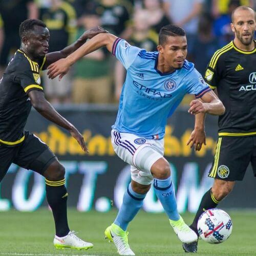 Herrera problem for Blues