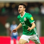 Mexican Winger Hirving Lozano