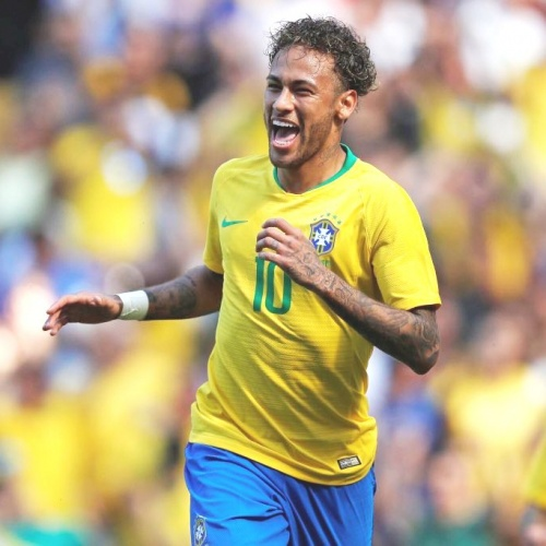 Prepped and ready Neymar