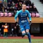 SJK's goalkeeper Jesse Öst