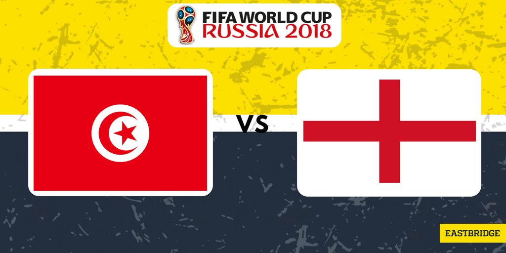 Tunisia v England World Cup