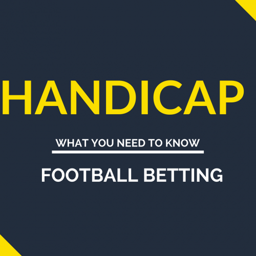 Handicap Betting 101