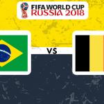 Brazil v Belgium