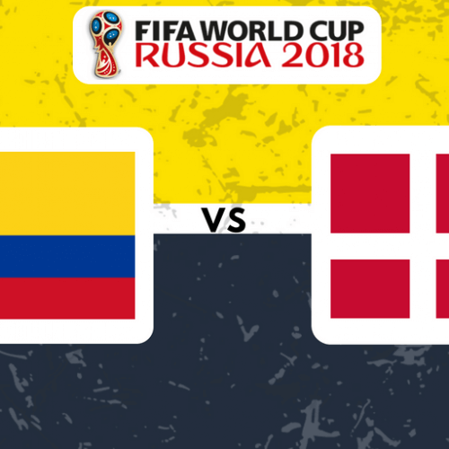 Colombia v England