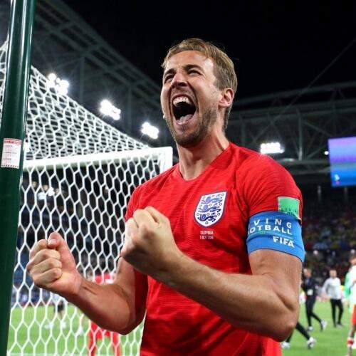 England Main Striker Kane