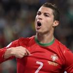 Juventus' Cristiano Ronaldo