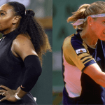 Serena Williams and Graf