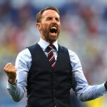 Three Lions' gutsy coach