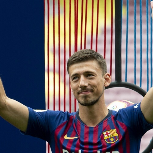 Barça's new Defender: Lenglet