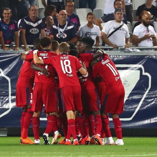 Bordeaux's Europa league run