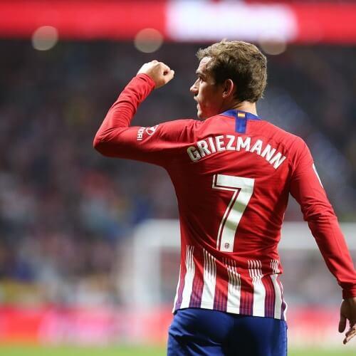 Griezmann for Atleti