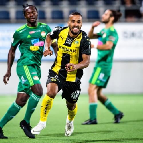 Hammarby against Dalkurd