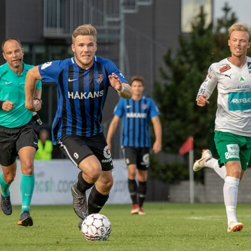 Inter beats Mariehamn
