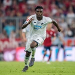 Kasim Nuhu Bundesliga debut