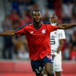 LOCS's midfielder Jonathan Bamba