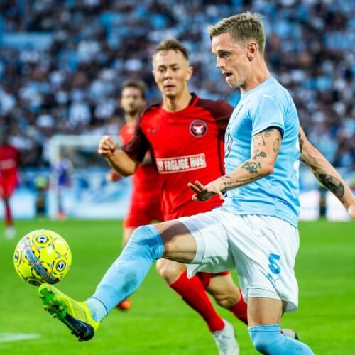 Malmo in Europa League