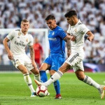 Reals Madrid downs Getafe