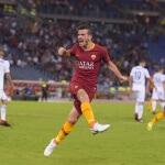 Roma against Atalanta