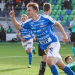 Rovaniemi's defender, Leo Väisänen