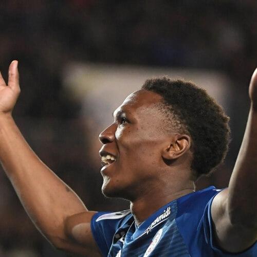 African Striker Lebo Mothiba