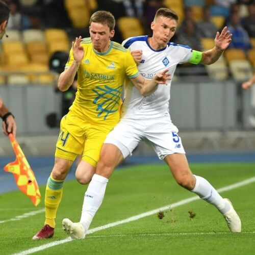 Astana v Rennes