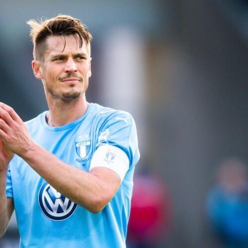 Forward Markus Rosenberg