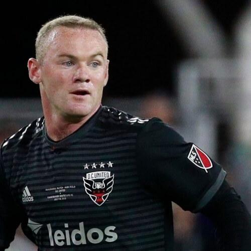 Forward Wayne Rooney