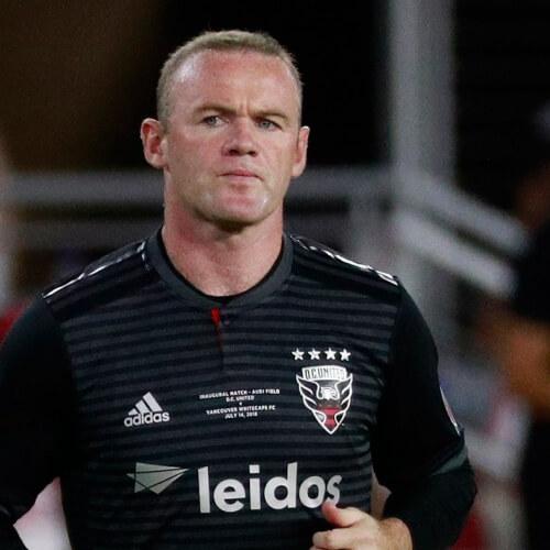 Rooney at MLS Playoffs