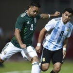 Argentina v Mexico