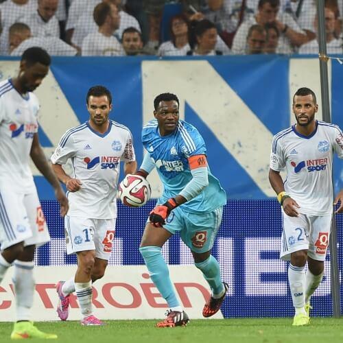 Marseille v Lazio