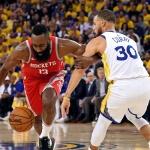 Rockets v Warriors