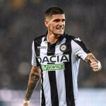 Udinese's Rodrigo De Paul